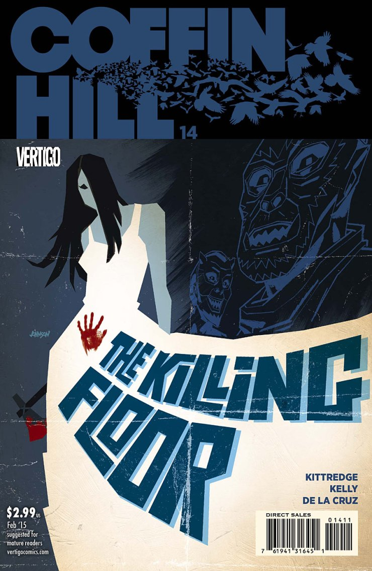 Is It Good? Coffin Hill #14 Review