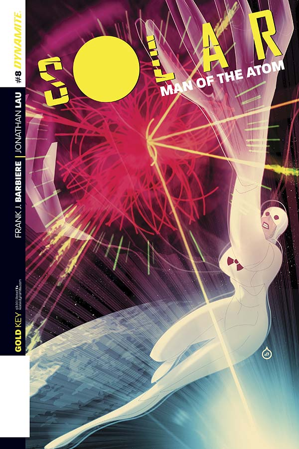 Is It Good? Solar: Man of the Atom #8 Review