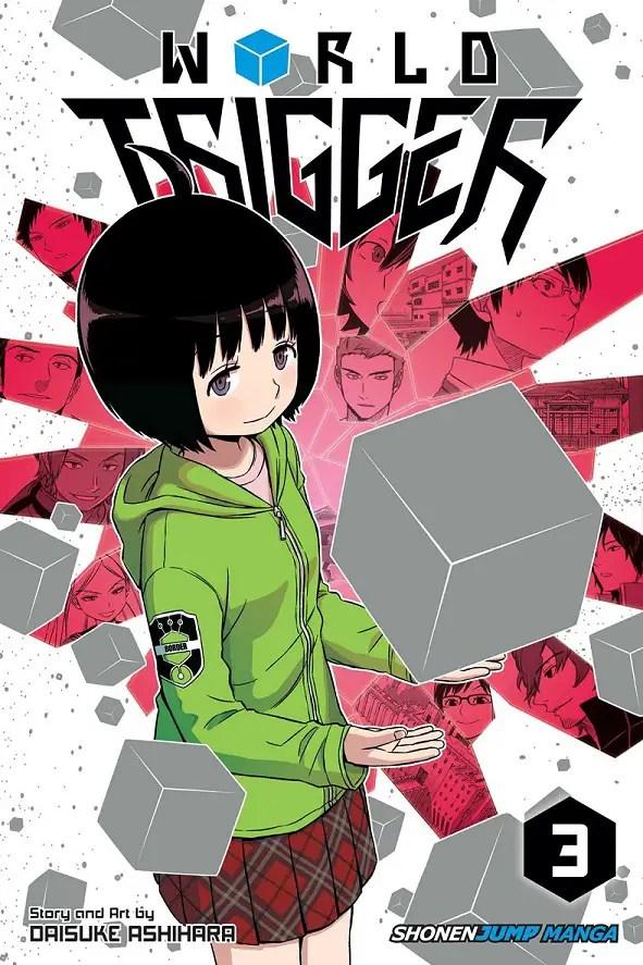 World Trigger Vol. 3 Review