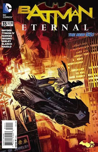 Is It Good? Batman Eternal #35 Review