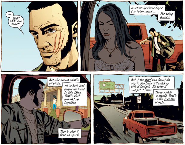 Is It Good? Wolf Moon #1 Review
