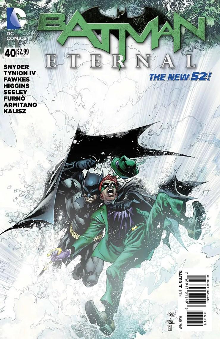 Is It Good? Batman Eternal #40 Review