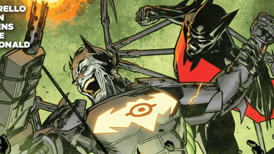 Is It Good? Futures End #38 Review