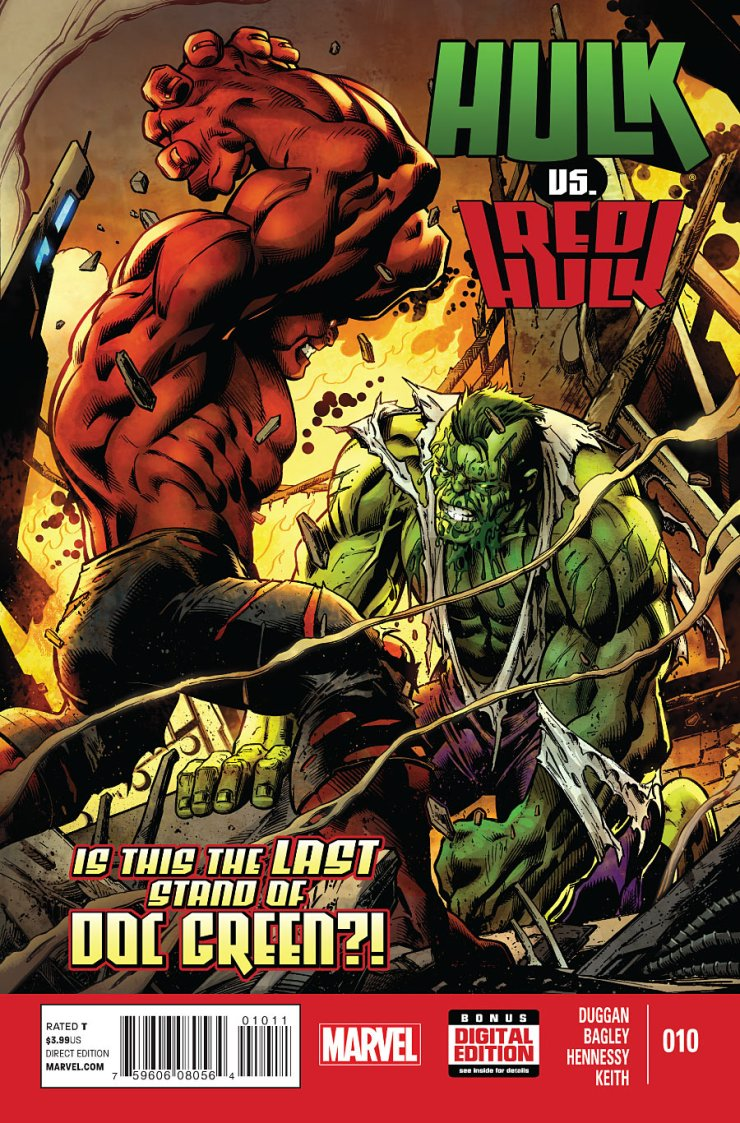 Is It Good? Hulk #10 Review