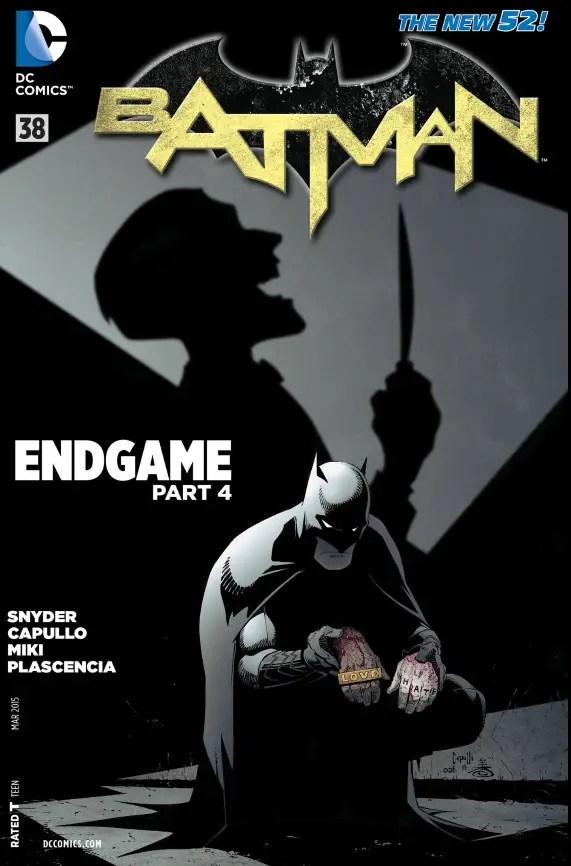 Is It Good? Batman #38 Review