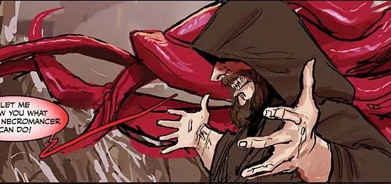 Is It Good? Death Vigil #6 Review