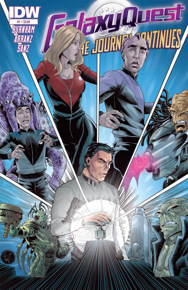 Is It Good? Galaxy Quest: The Journey Continues #1 Review