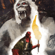 After an opening issue that was heavy on setup and gorgeous art, the next installment of Hellboy's first field mission with the B.P.R.D continues. Is it good?