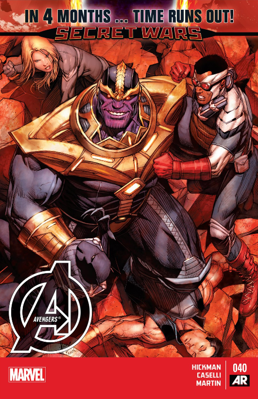 Is It Good? Avengers #40 Review