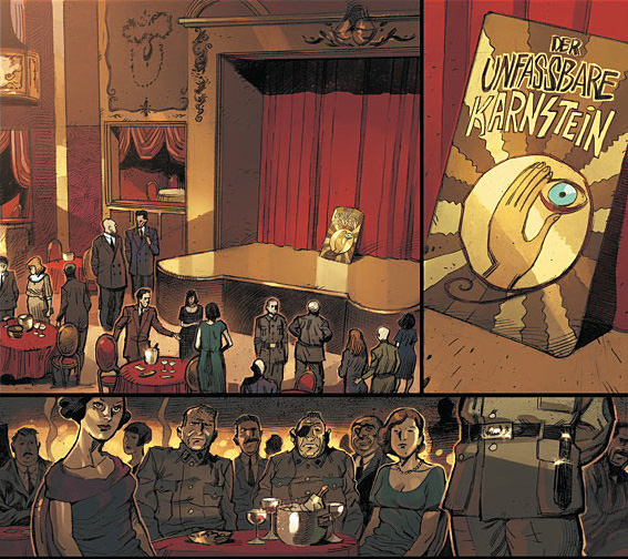 Is It Good? Resurrectionists #3 Review