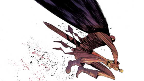 The first issue of Rumble brought fantasy, action, Southern-Gothic tinged grit and a whole lot of weird.  The second issue aims to provide some answers, raise even more questions and once again bring the ruckus.