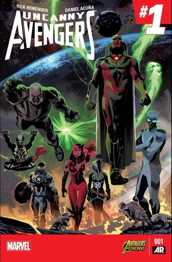 Is It Good? Uncanny Avengers #1 Review