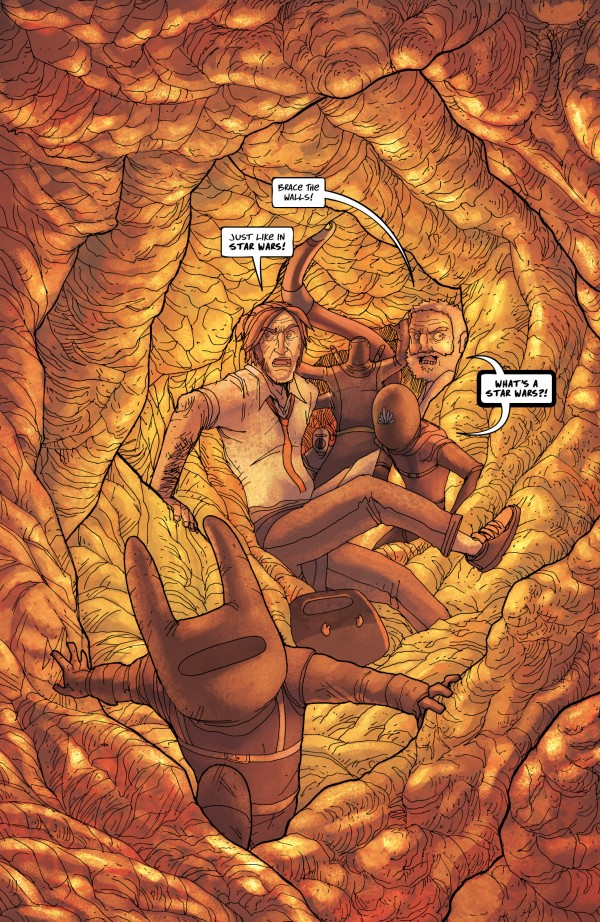Panels in Poor Taste: 2/27/15 –Colonoscopies and Drinking Contests