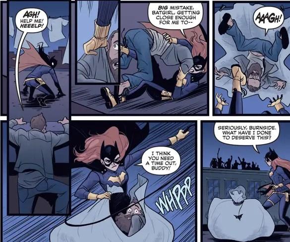 Is It Good? Batgirl #39 Review