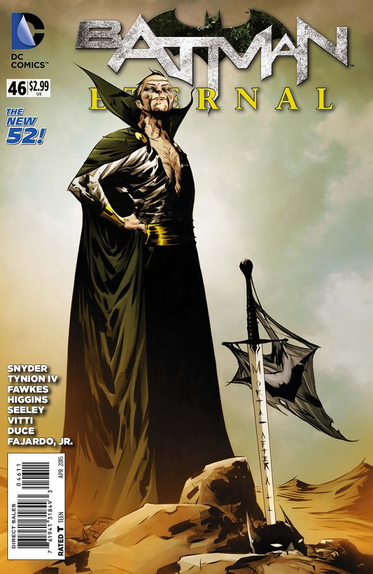 Is It Good? Batman Eternal #46 Review