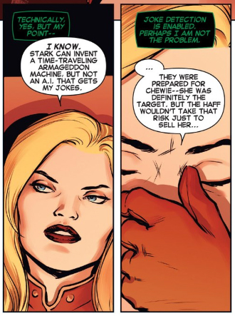 Is it Good? Captain Marvel #12 Review