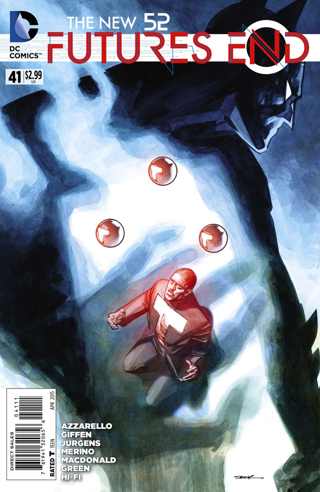 Is It Good? Futures End #41 Review