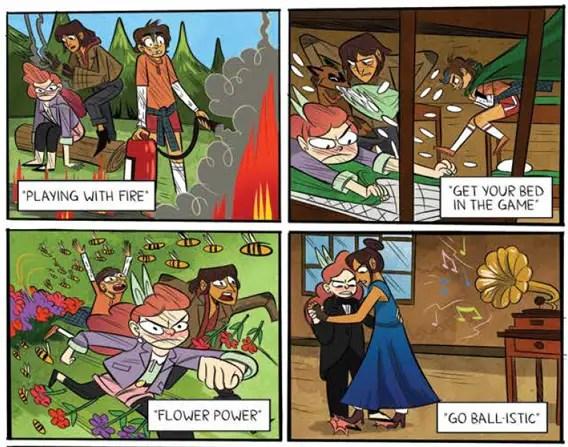 Is It Good? Lumberjanes #11 Review