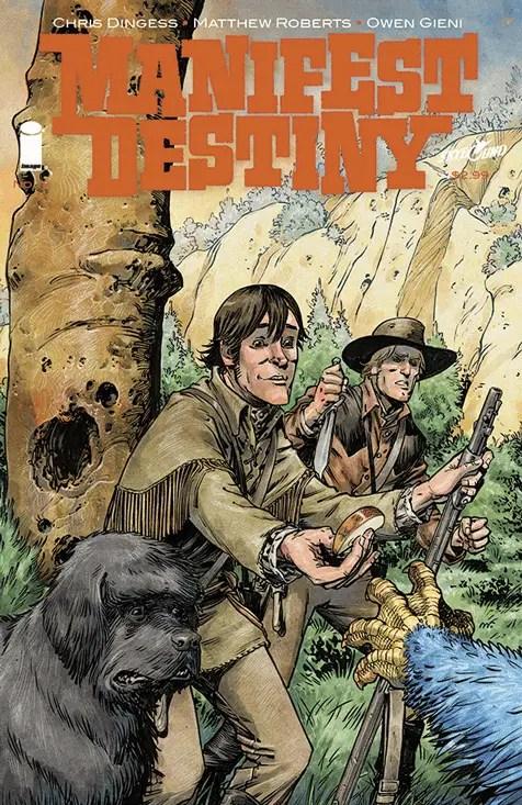 Is It Good? Manifest Destiny #13 Review