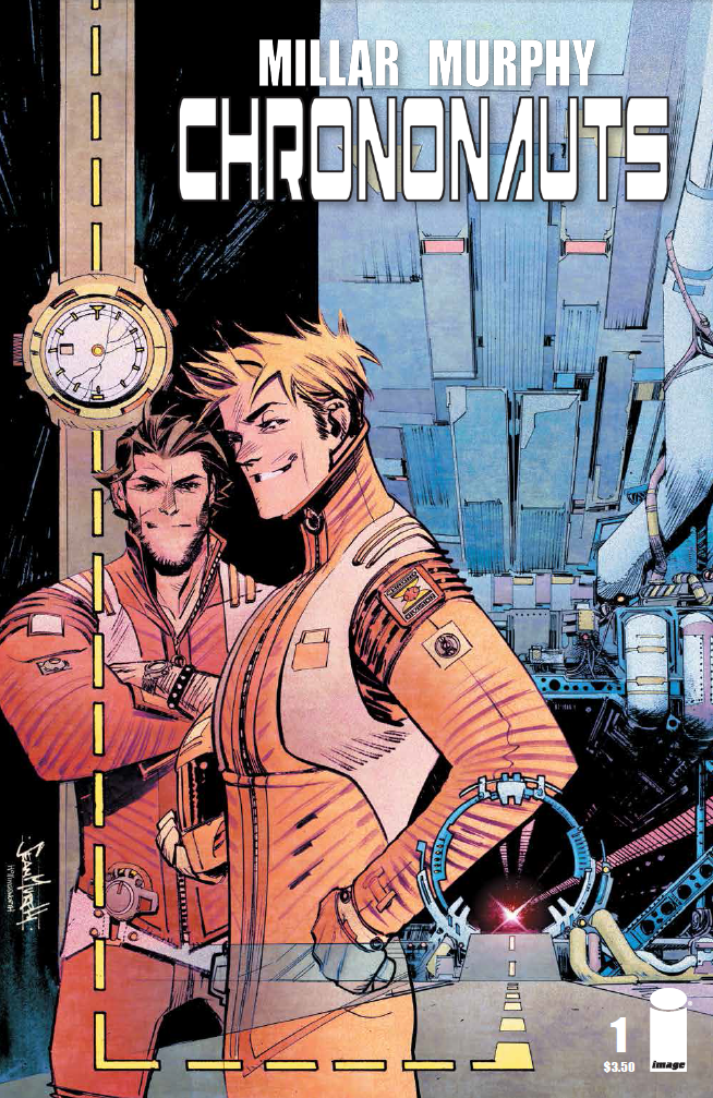Is It Good? Chrononauts #1 Review