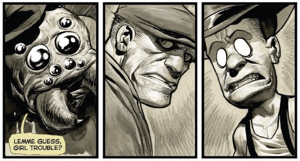 Is It Good? The Goon: Once Upon a Hard Time #1 Review