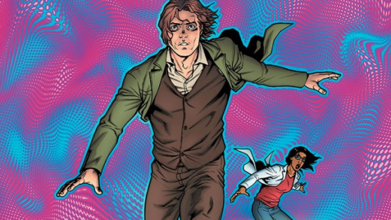 I was a little late to the Ivar, Timewalker party, but better late than never. The first issue got some pretty rave reviews so I guess I'll throw my hat in the review ring.