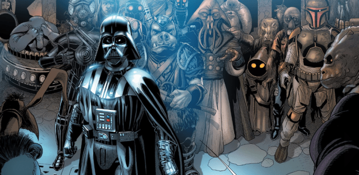 Is It Good? Darth Vader #1 Review