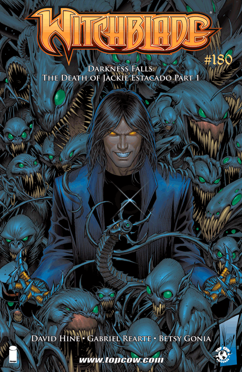 After seeing the event (and its ramifications) referenced for months, Witchblade #180 brings us to the opening chapter of how Sara Pezzini killed Jackie Estacado/The Darkness. Is it good?