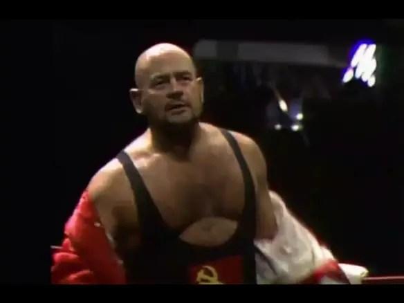Art of Gimmickry: Cold War Russian Wrestler