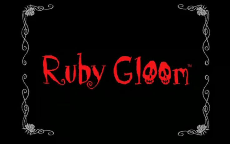 'Ruby Gloom' gets me in touch with my inner 12 year-old goth girl