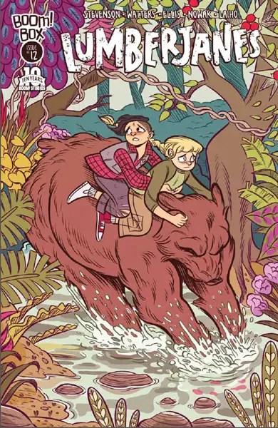 Is It Good? Lumberjanes #12 Review
