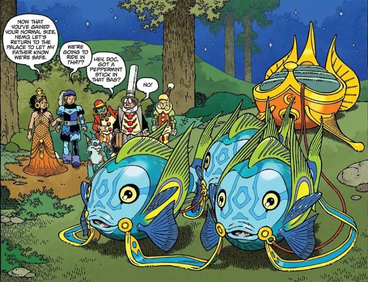 Is It Good? Little Nemo: Return to Slumberland #4 review