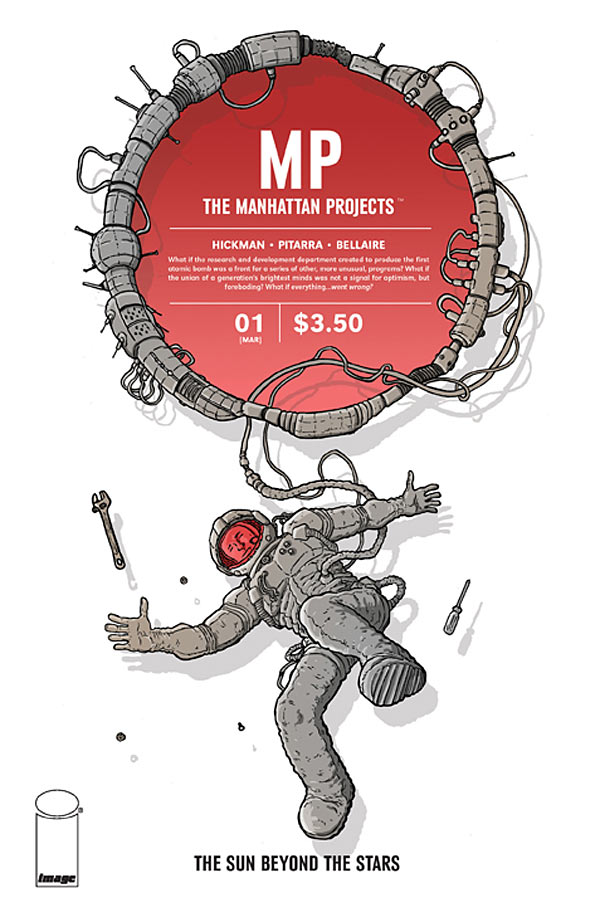 Is It Good? The Manhattan Projects #1 Review