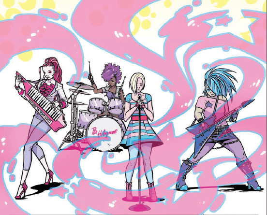 Is It Good? Jem and the Holograms #1