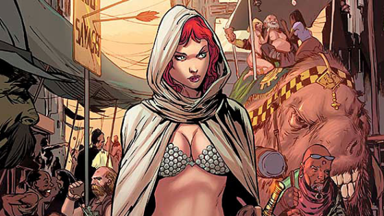 Is It Good? Altered States: Red Sonja #1 Review
