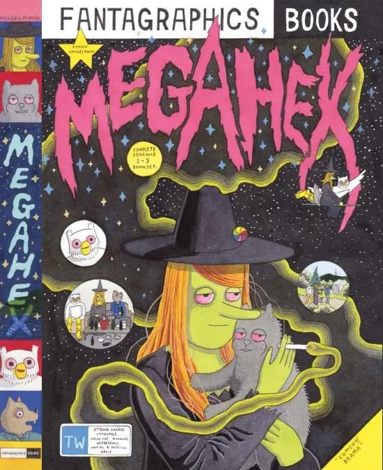 Indie Comic Corner: Megahex Review