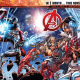 """Everything dies."" The phrase has been echoed throughout Jonathan Hickman's Avengers saga, which concluded today with the release of New Avengers #33 and Avengers #44."