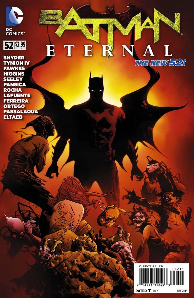 Is It Good? Batman Eternal #52 Review