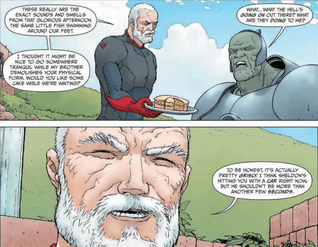 Is It Good? Jupiter's Legacy Vol. 1 Review