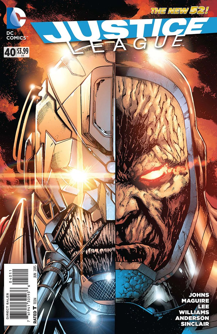 Is It Good? Justice League #40 Review