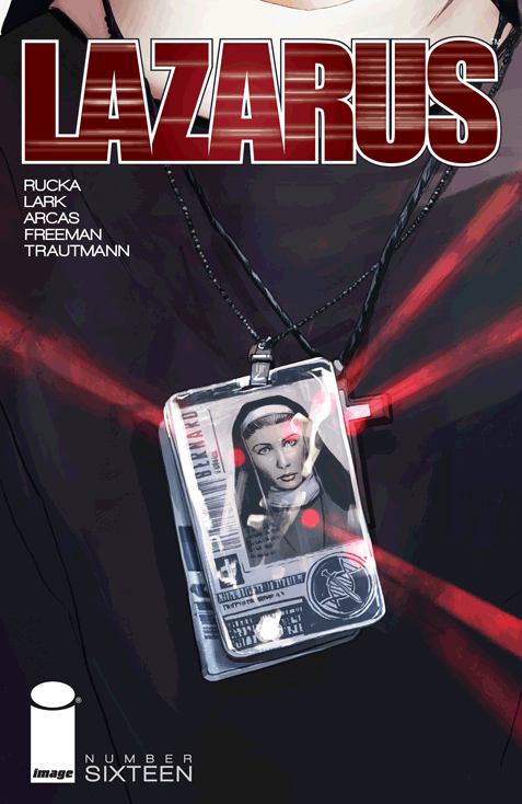 Is It Good? Lazarus #16 Review