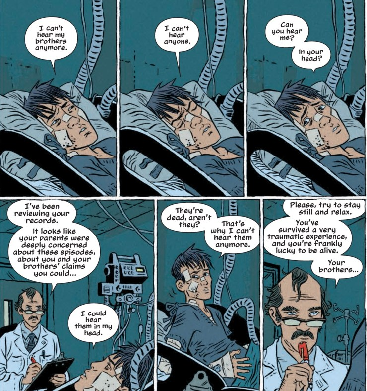 Is It Good? They're Not Like Us #5 Review