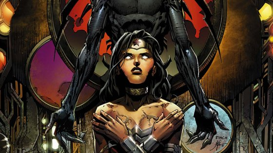 Is It Good? Wonder Woman #40 Review