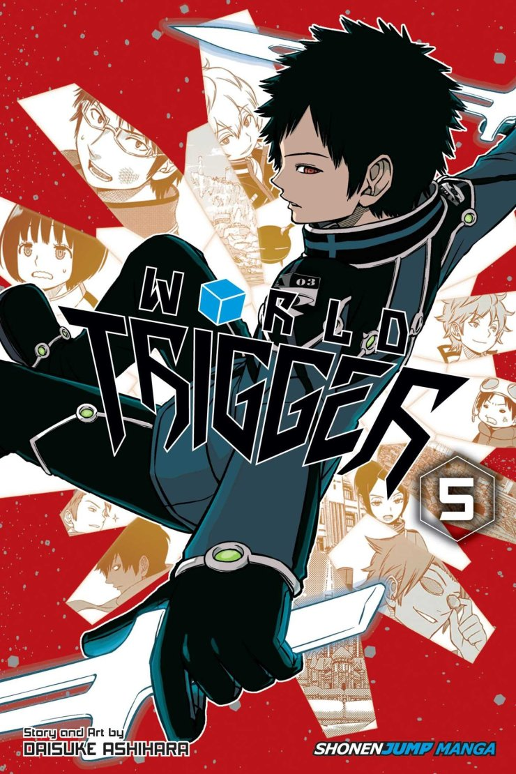 World Trigger Vol. 5 Review
