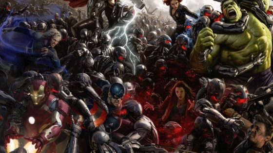 Mediocrity Assemble: Marvel Strikes Out Again With Avengers: Age of Ultron
