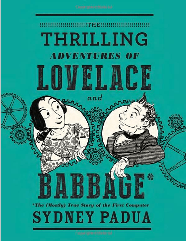 Indie Comic Corner: The Thrilling Adventures of Lovelace and Babbage Review
