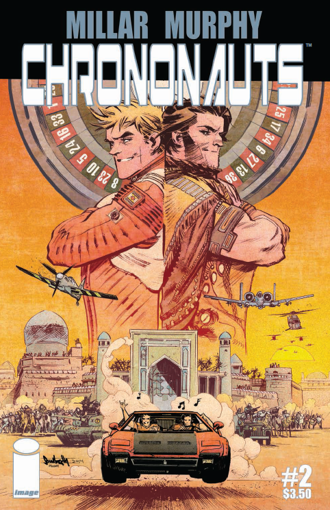 Is It Good? Chrononauts #2 Review