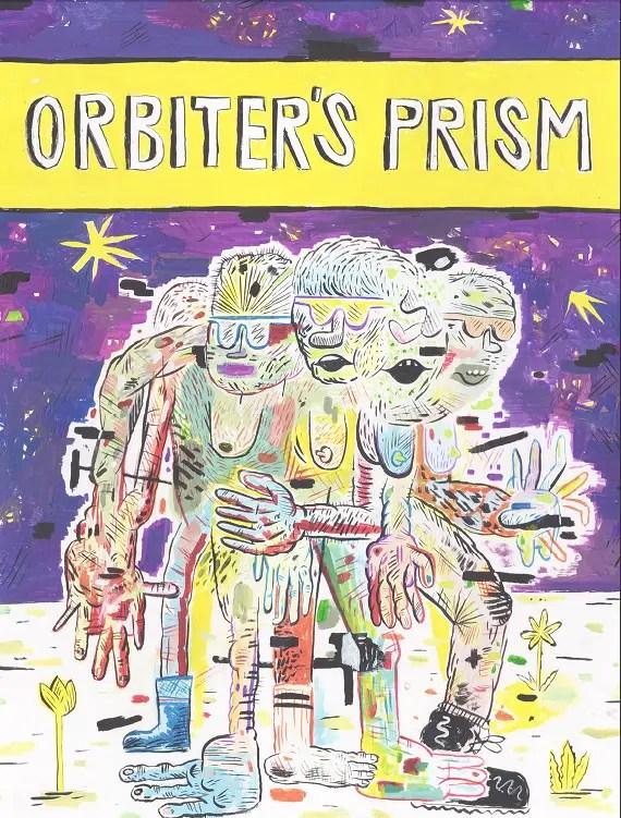 Indie Comic Corner: Orbiter's Prism Review