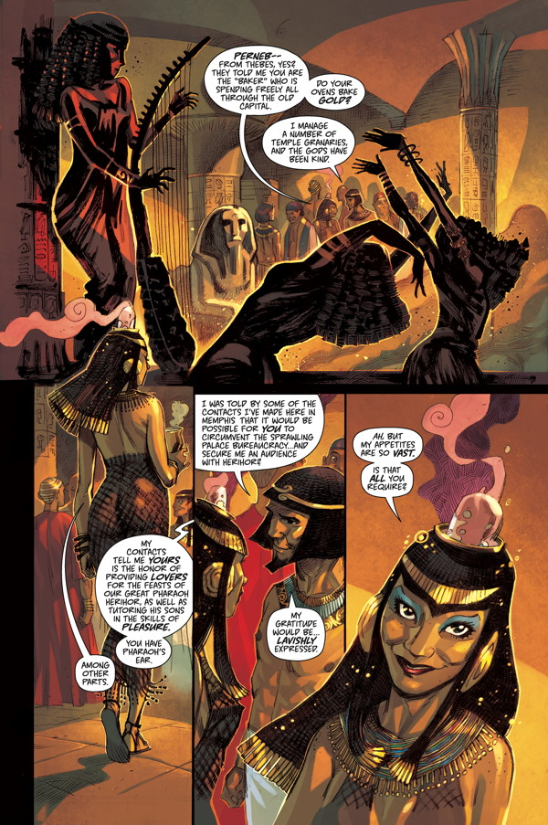 Is It Good? Resurrectionists #6 Review