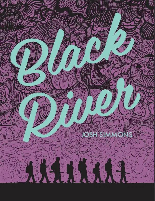 Indie Comic Corner: Black River Review